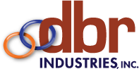 DBR industries logo